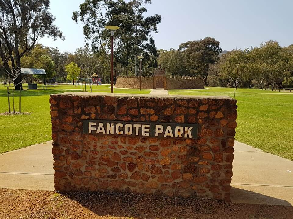Fancote Park Kelmscott