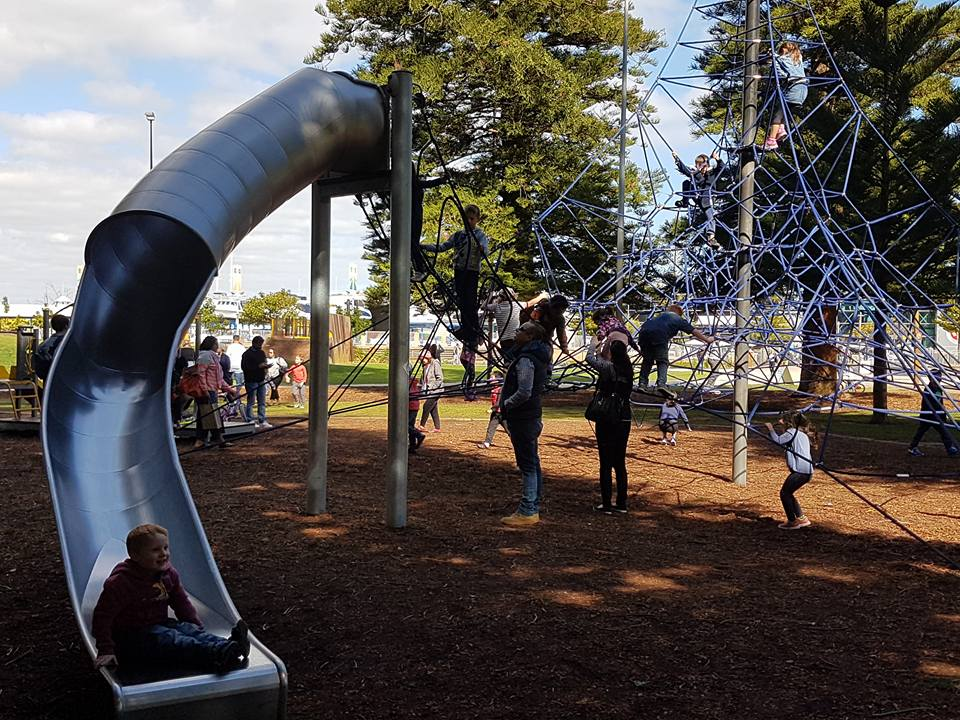 Fremantle Esplanade playground