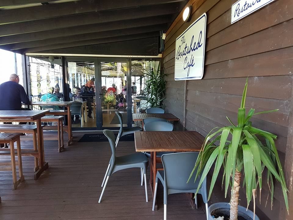 Boatshed Cafe, South Perth Foreshore