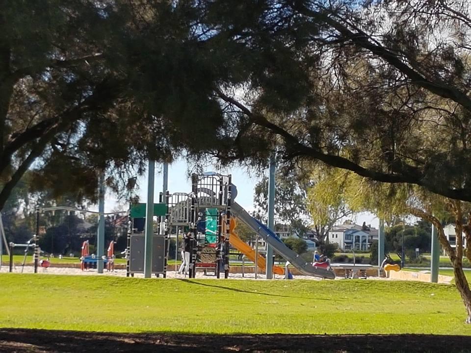 Coode Street Playground