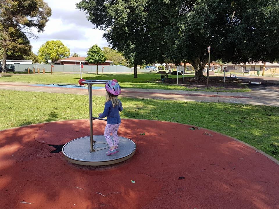 Peachy Park Belmont