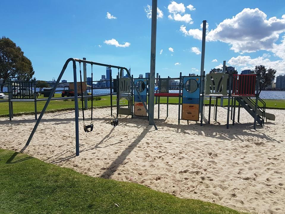 Sir James Mitchell Park - Hurlingham Rd Park