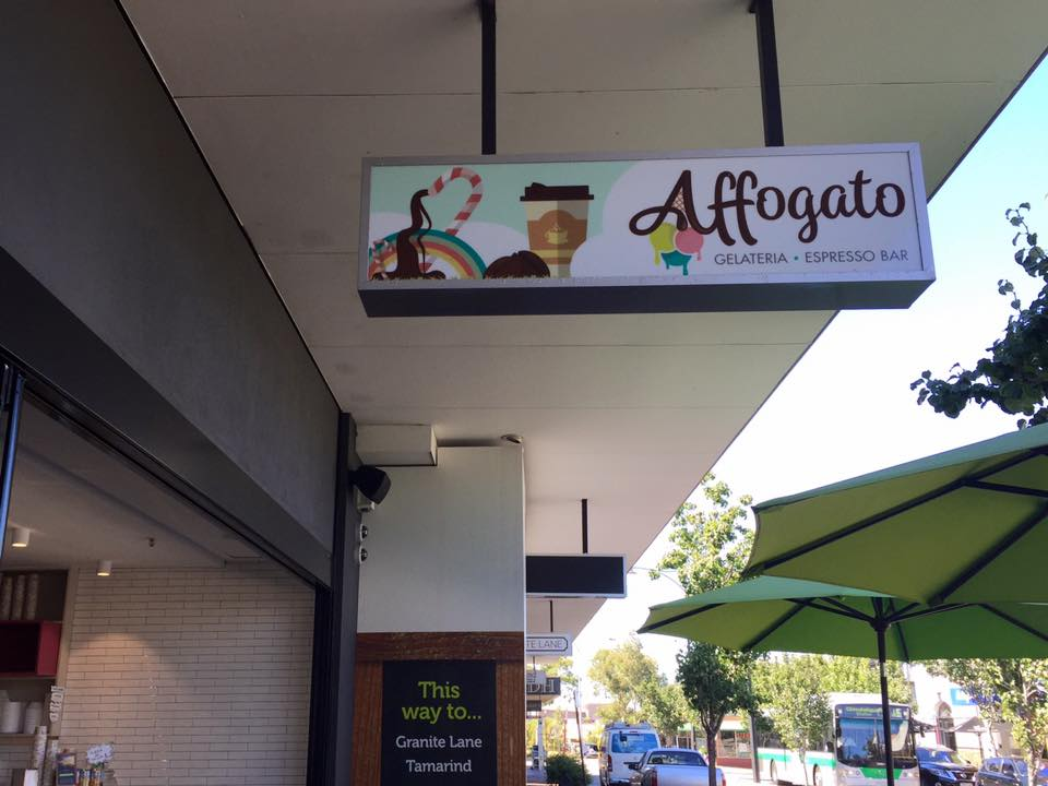 Affogato Gelateria, Mt Hawthorn