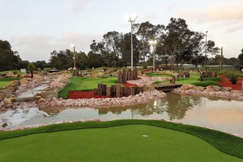 Vines Mini Golf