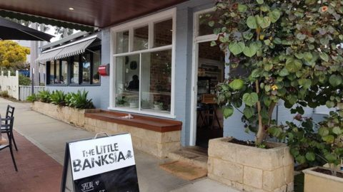 Little Banksia Cafe, Kensington