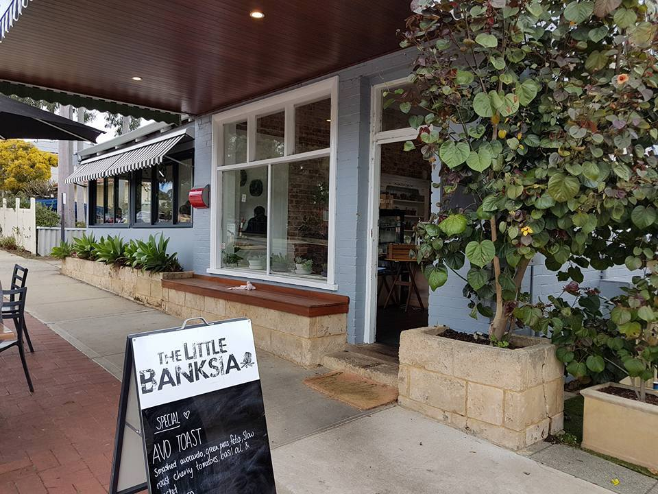 Little Banksia Cafe, Kensington