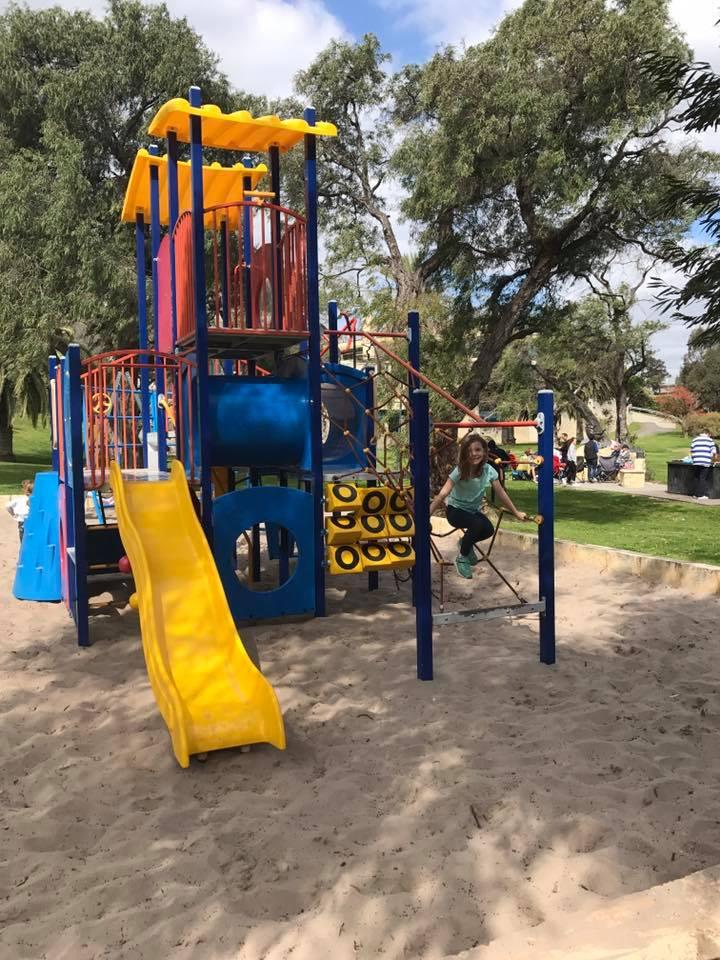 Mrs Herbert's Park