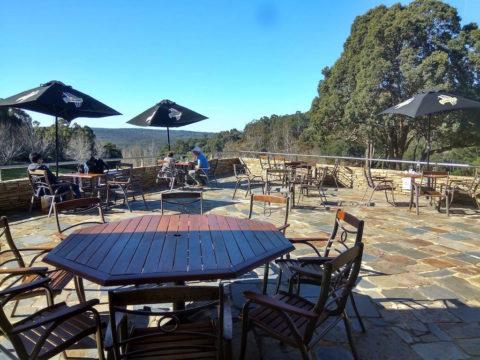 Araluen Golf Resort Restaurant – Views 101 Cafe and Bar