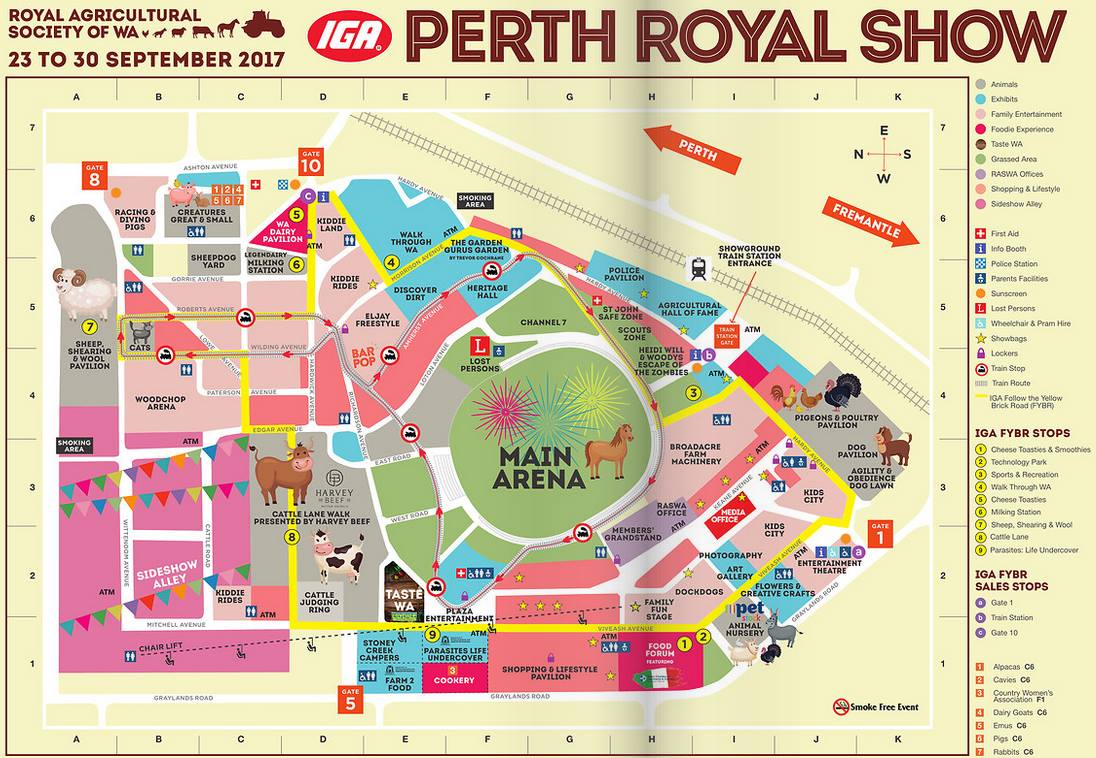 2017 IGA Perth Royal Show