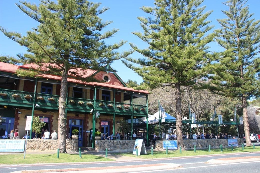The Left Bank, East Fremantle