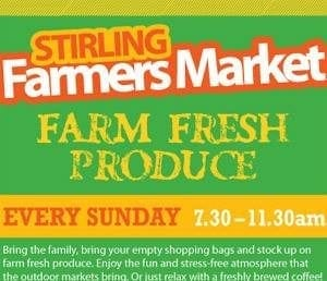 Stirling Farmers Market