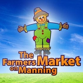 The Farmers Market on Manning