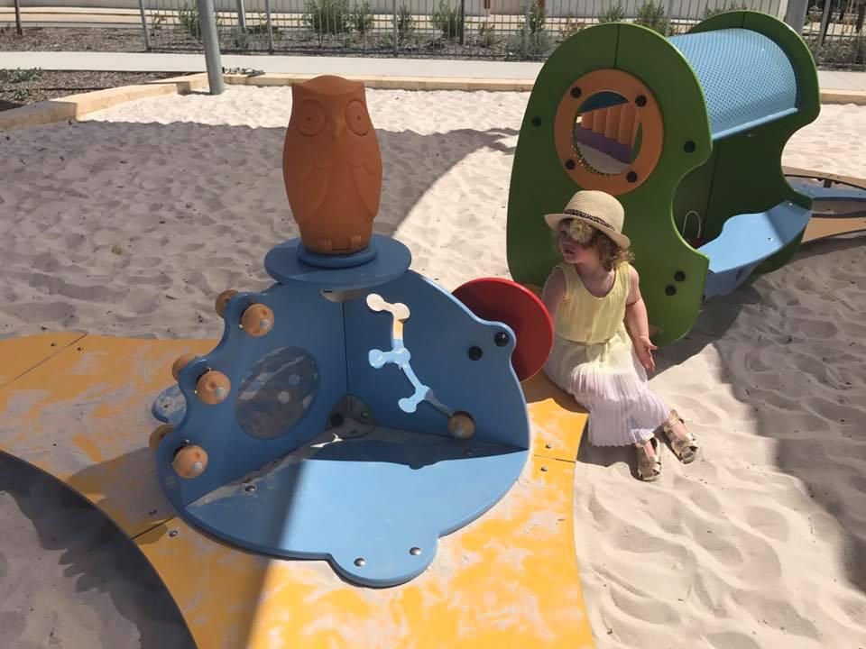 Shorehaven Boulevard Playground, Alkimos