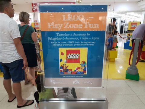 LEGO Play Zone