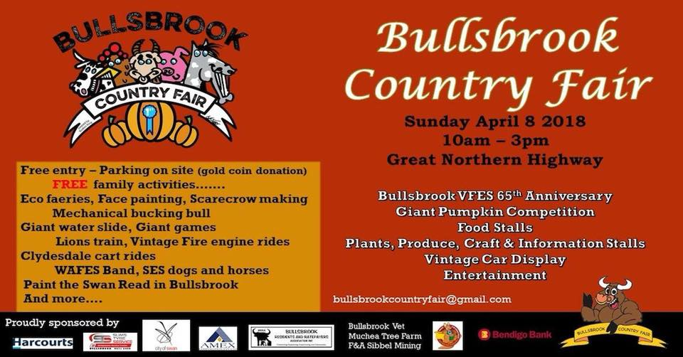 Bullsbrook Country Fair