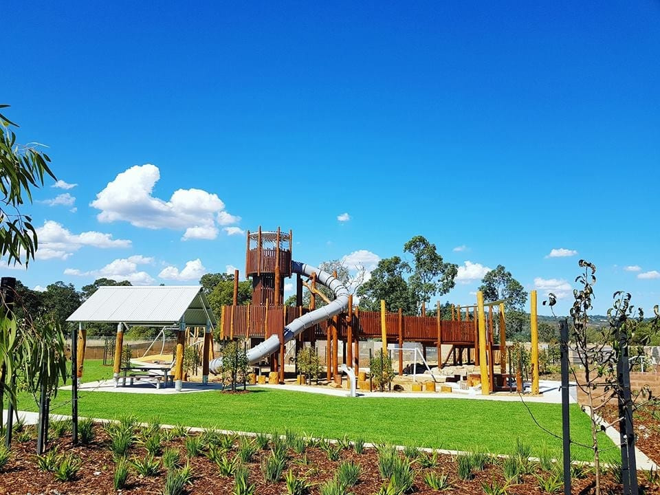 The Hales Park, Forrestfield