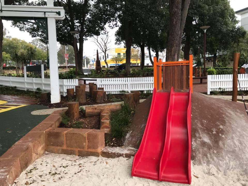 Memorial Park Armadale
