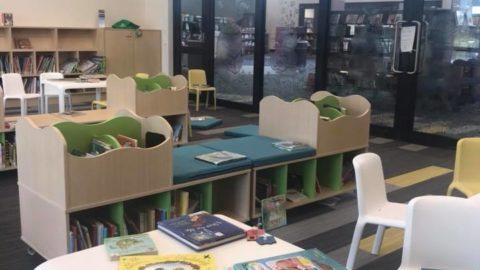 AH Bracks Library, Melville