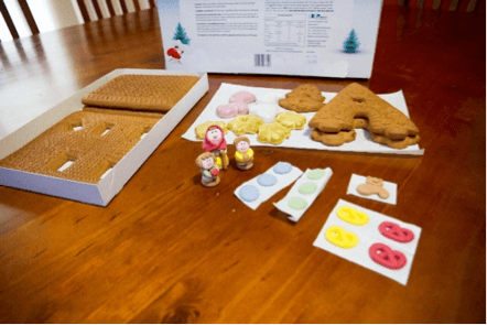 Gingerbread House Kits Review Buggybuddys The Family