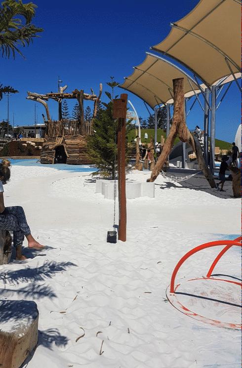 whale playground scarborough
