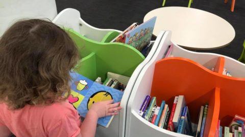 Mirrabooka Library