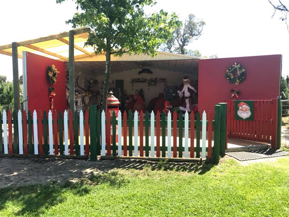 Christmas Trees of Wanneroo Santa Shack