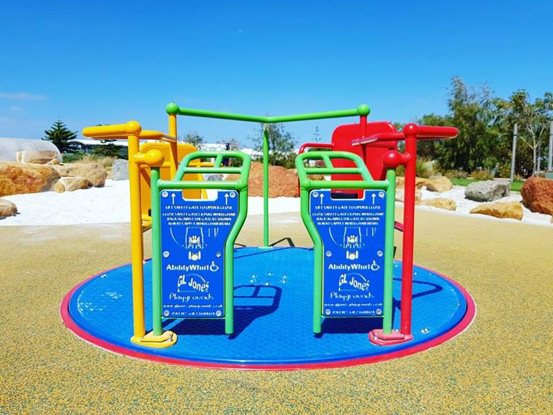 Port Geographe Marina Playground, Busselton