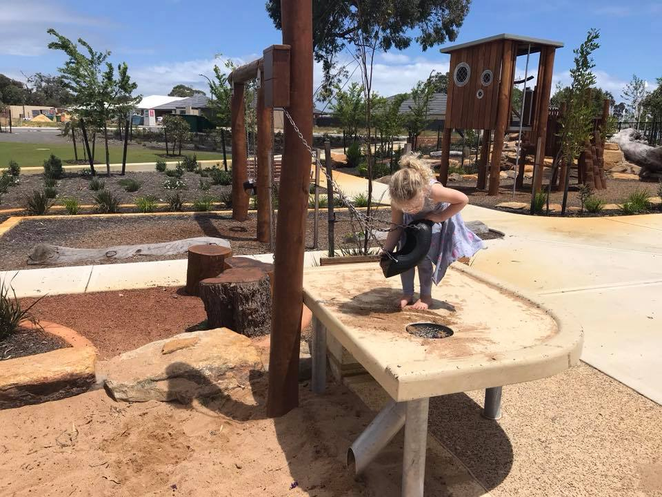 The Edge Play Park, Baldivis