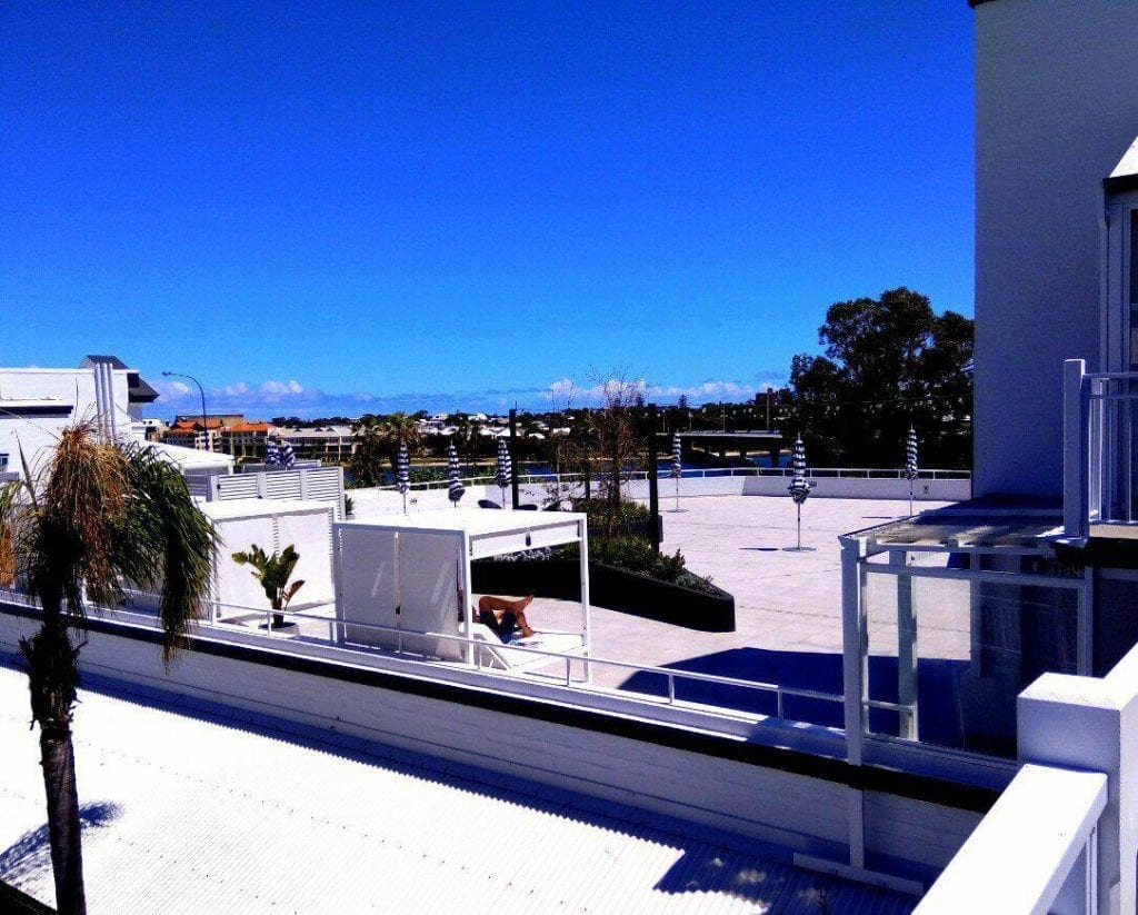 Tradewinds Hotel, Fremantle