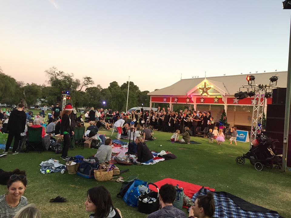 Peppermint Grove Carols by Candlelight