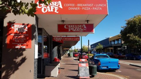 Chelsea Cafe, East Victoria Park