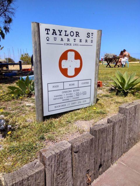 Taylor St Quarters Bar & Grill, Esperance