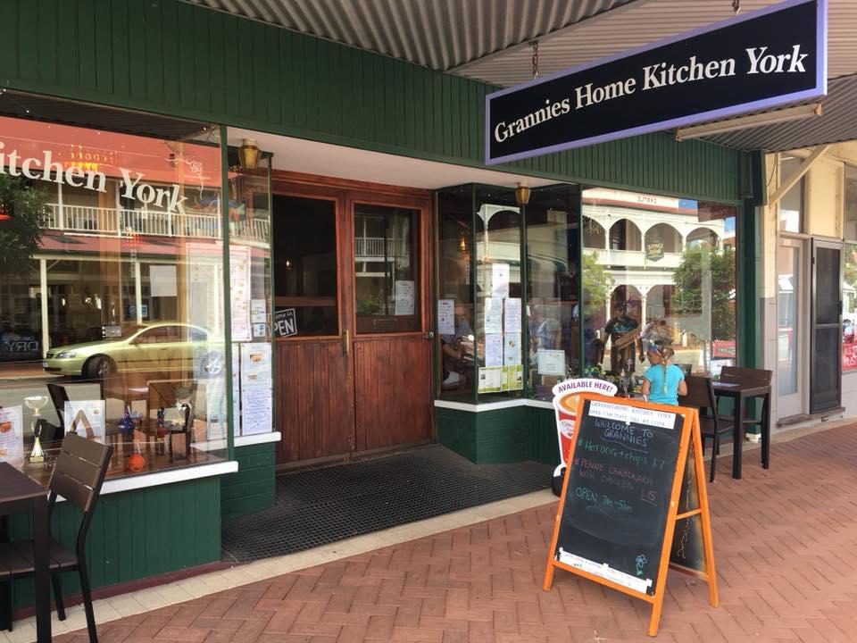 Grannie's Home Kitchen, York