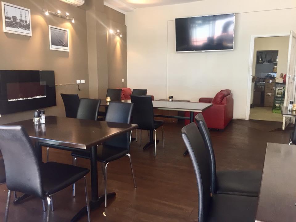 Lulu's Cafe, Rockingham