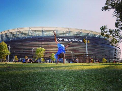 Optus Stadium Perth