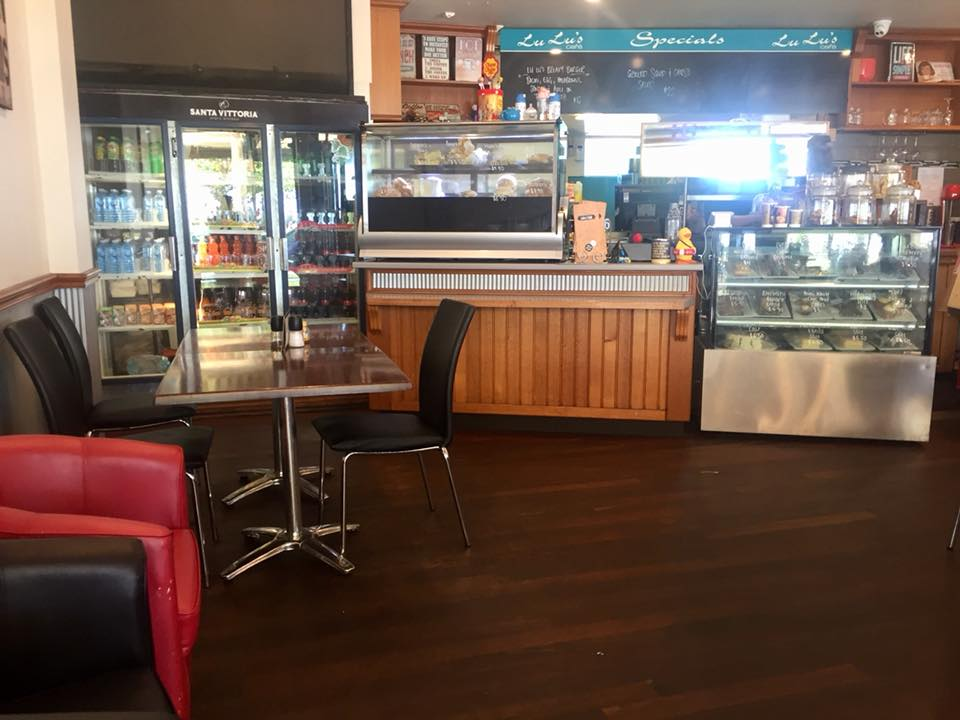 Lulu's Cafe, Rockingham