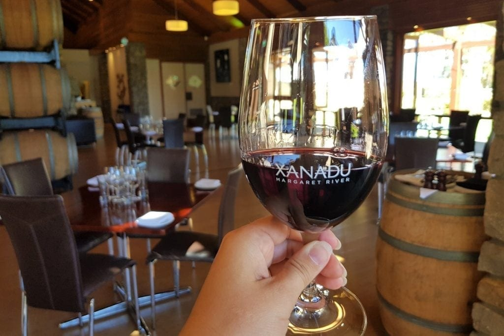 Xanadu Winery