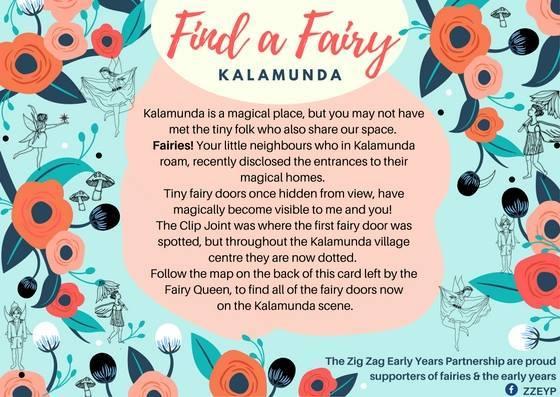 Kalamunda Fairy Door Trail