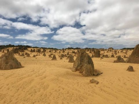 The Pinnacles, Cervantes
