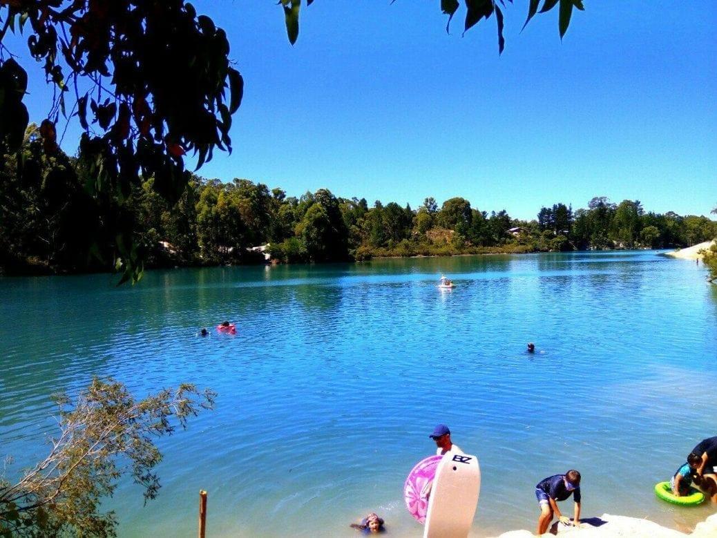 Black Diamond Lake, Allanson
