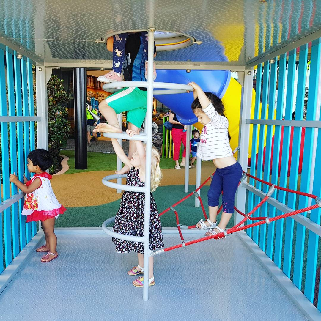 Banksia Grove Shopping Centre Play Area