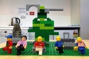 Lego League with BRICKS 4 KIDZ