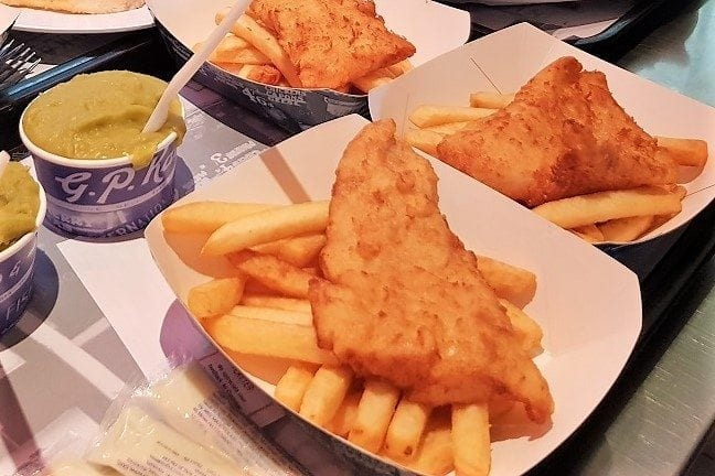 Kailis Fish Market Cafe