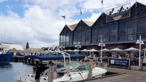 Kailis Fish Market Cafe, Fremantle