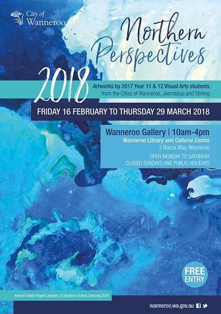 Northern Perspectives 2018