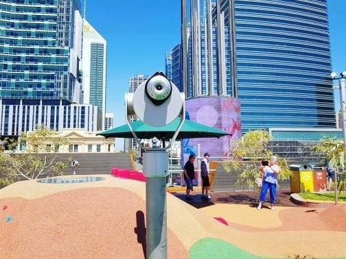 Yagan Square Playspace
