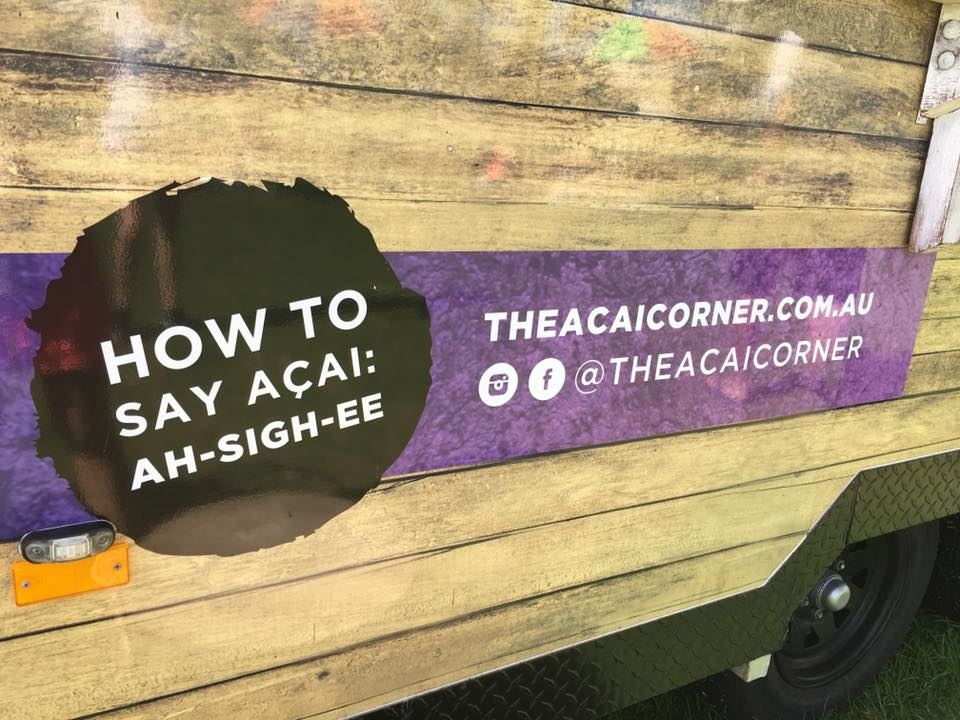 The Açai Corner, South Perth