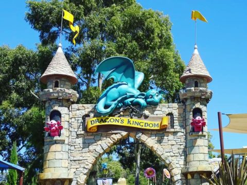 Dragon's Kingdom – Adventure World