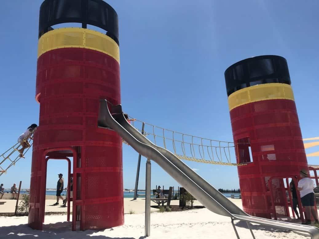 Koombana Foreshore Playground