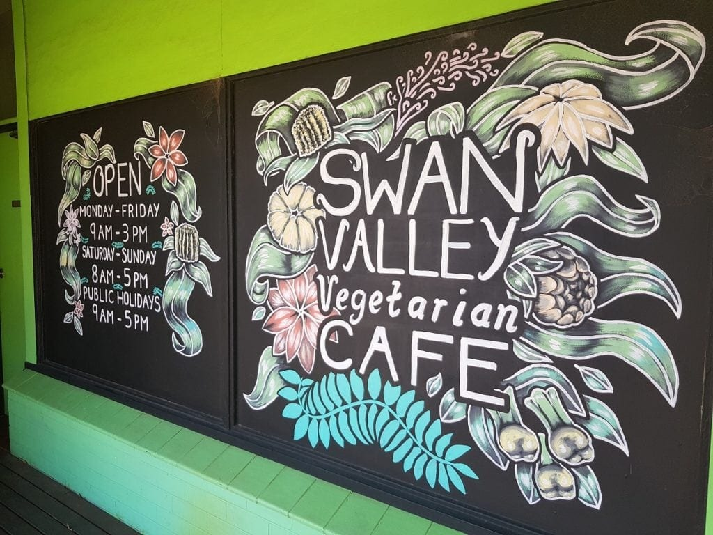 Swan Valley Vegetarian Cafe
